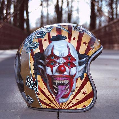 Freak Show Helmet