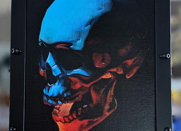Two Tone Skull
