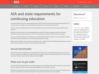 CE Requirements by State Licensing Boards