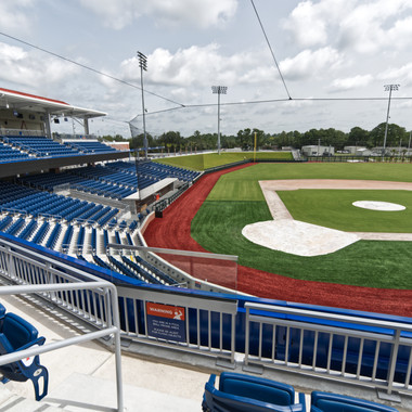 University of Florida's New Ballpark