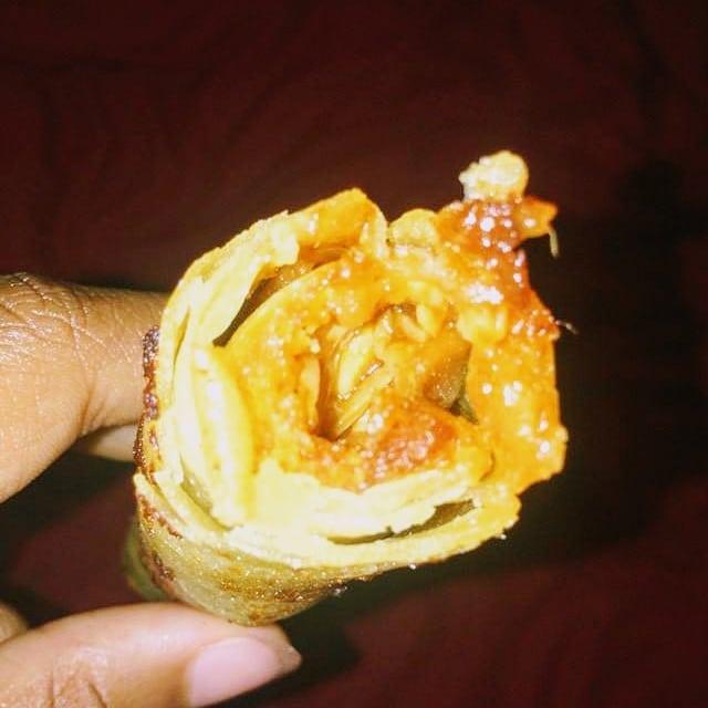 BBQ Jackfruit Lumpia