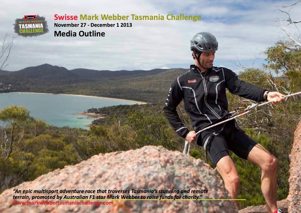 MEDIA PACK | Mark Webber Challenge