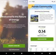 UI/UX COPY | Pando