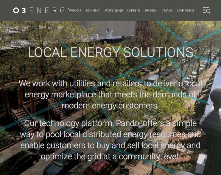 WEBSITE | LO3 Energy