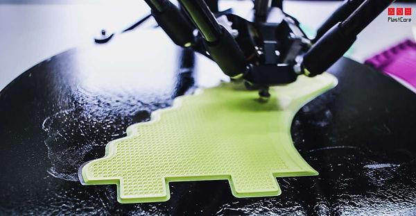 proces drukowania 3D, protezy dla zwierząt