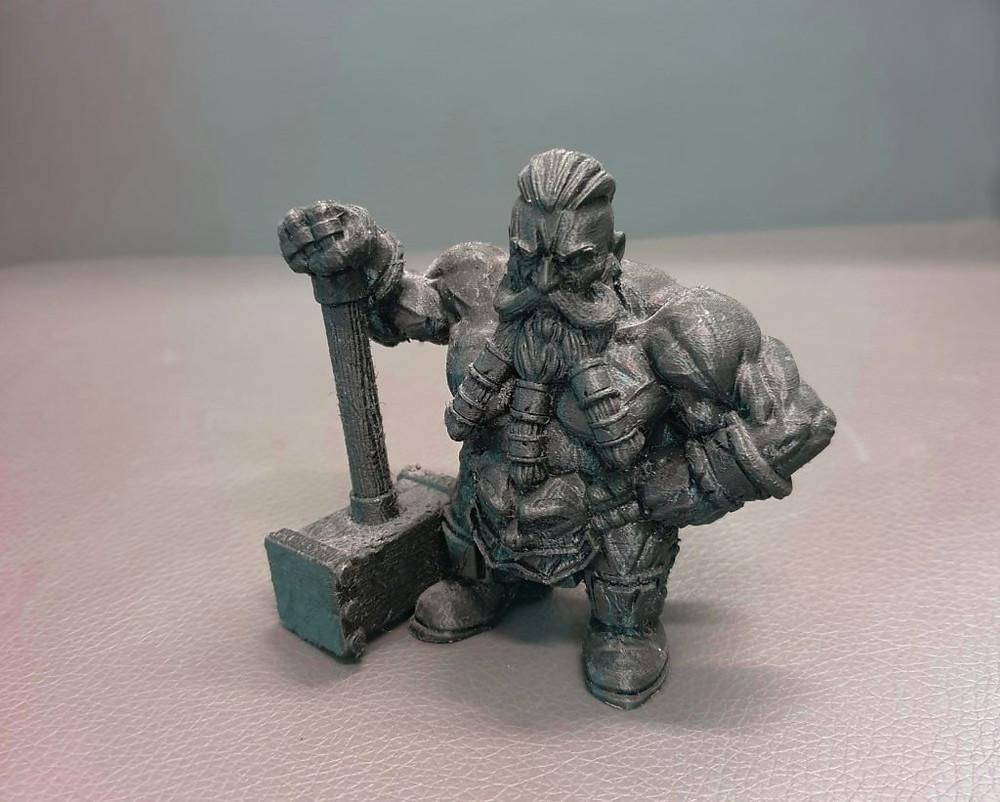 figurka 3D