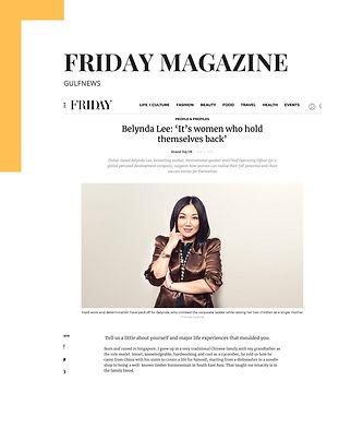 Friday Magazine Gulfnews.jpg