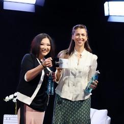 Tatinania Abella & Belynda Lee