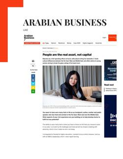 Arabian Business Publication