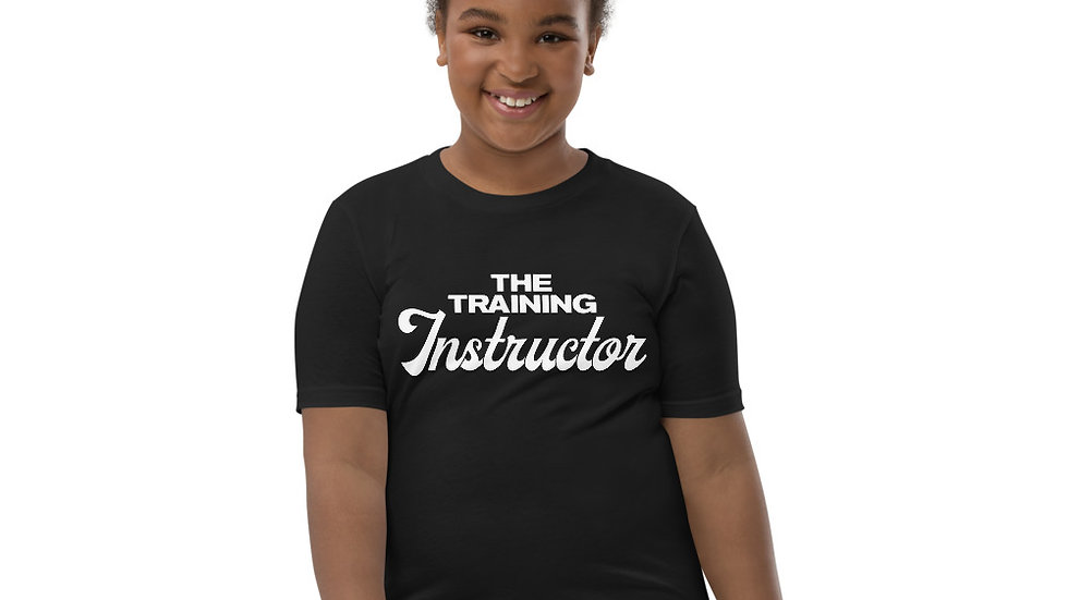 "Youth ""The Training Instructor"" Short Sleeve T-Shirt"