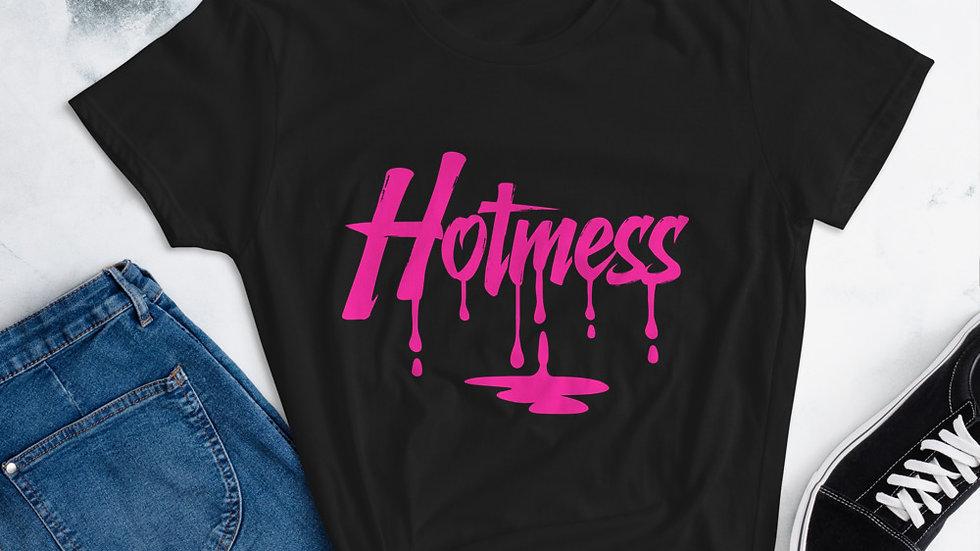 "Mommy's ""Hotmess"" short sleeve t-shirt"