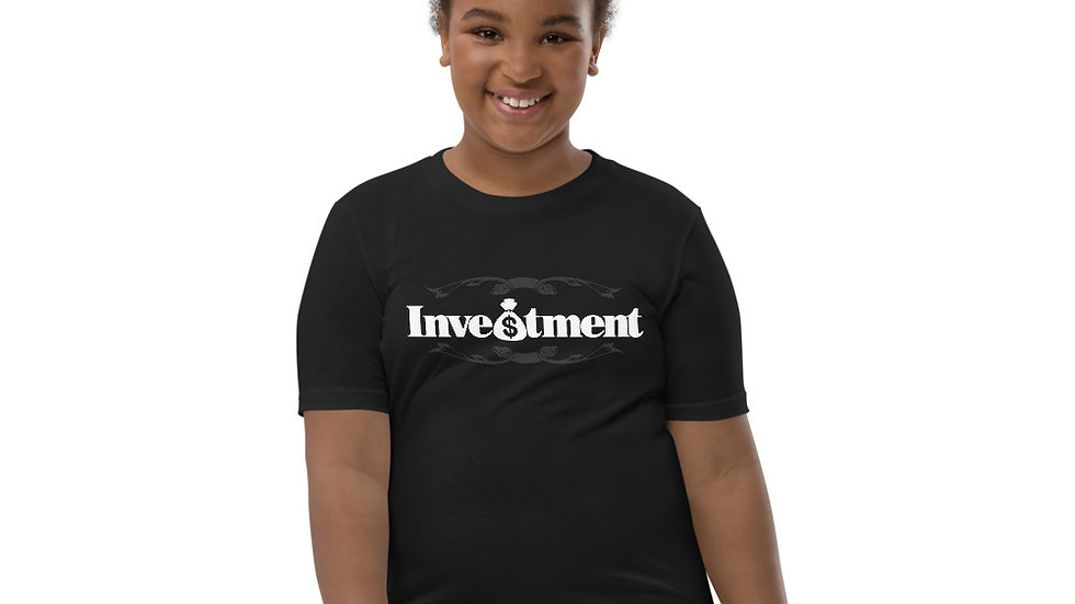 "Youth ""Investment"" Short Sleeve T-Shirt"