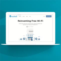 Nutshell Wifi Instagram Business Ad