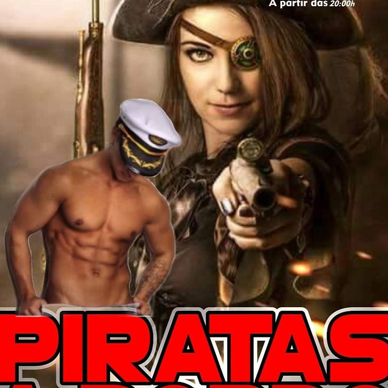 Qual é a tua fantasia? Show da Semana- Piratas a Bordo, Marinheiros ao Palco