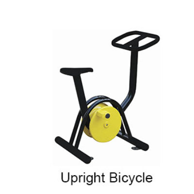 Upright Bicycle