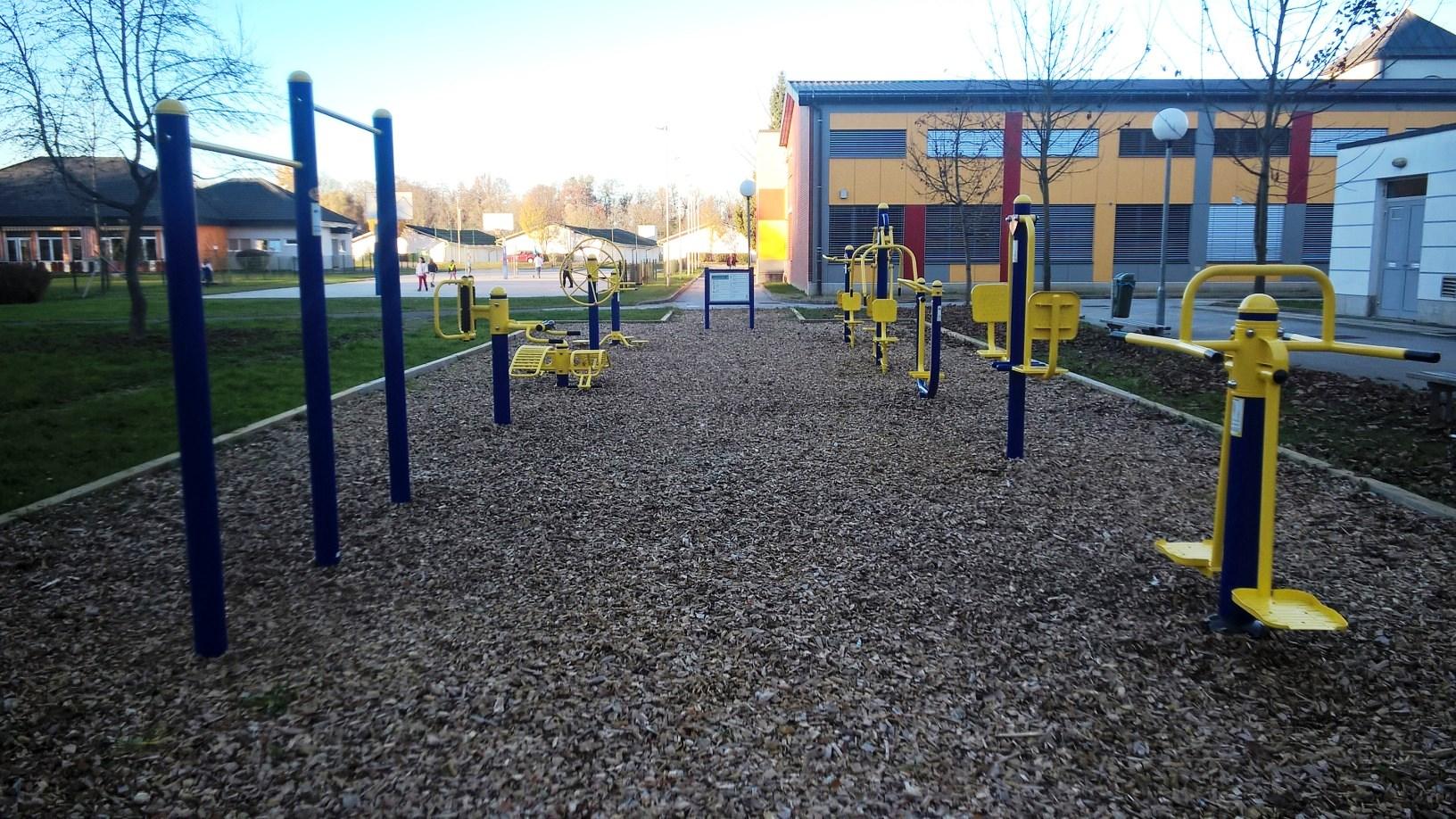 Natura fit Osnovna šola Sladki vrh