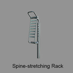 Spine-stretching Rack
