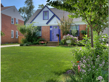 SOLD IN 1 DAY! Charming brick bungalow on lovely, landscaped lot -- 5196 Haverford