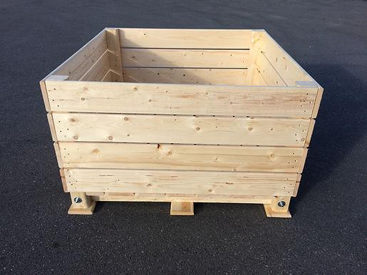 potato boxes, vegetable and fruit box, timber box