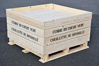 Palox, Carrots storage box, fruit stand