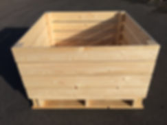 palox pomme, caisse pomme,  apple box, vegetable and fruit box, storage box