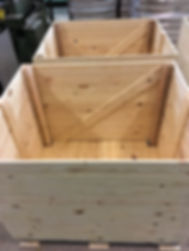 endive storage box, palox endives, caisse pour les endives,  chicory box, vegetable and fruit box, storage box
