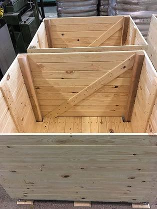palox endives, caisse pour les endives,  chicory box, vegetable and fruit box, storage box