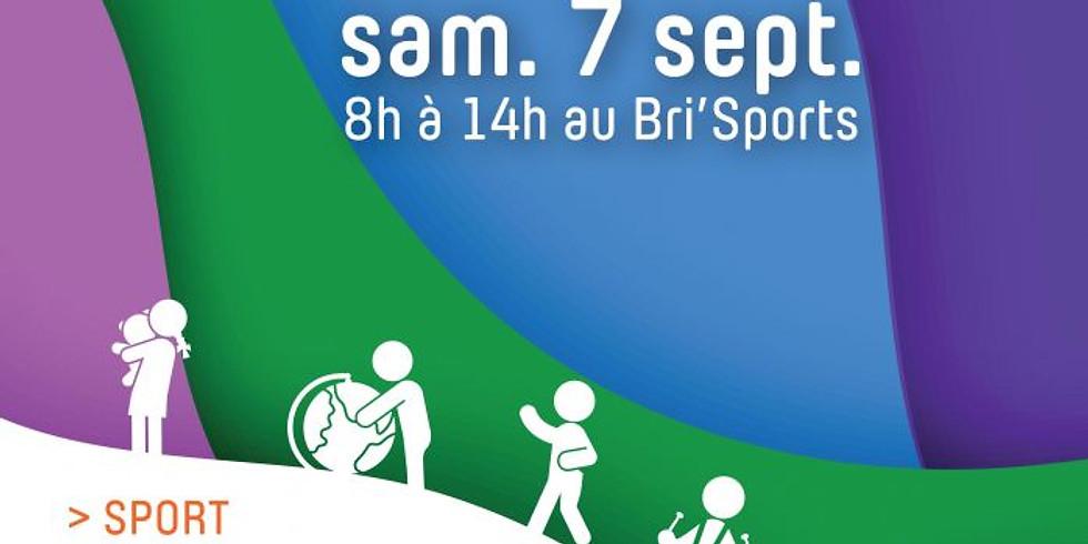 Forum des associations à Brignais