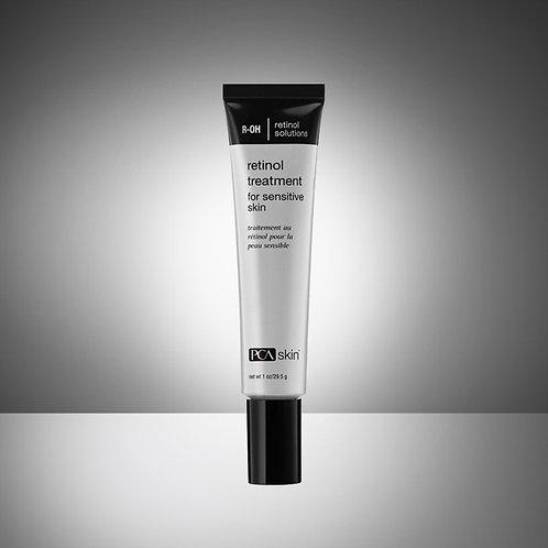 Retinol Treatment for Sensitive Skin�: 0.1% pure retinol night