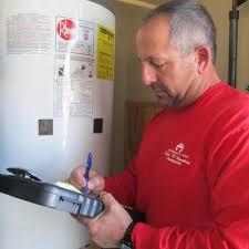 Water heater installation by Craig