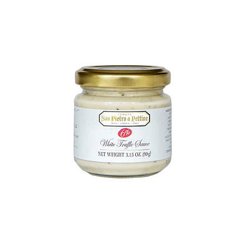 White Truffle Sauce 6%, 3.15 oz (90 g)