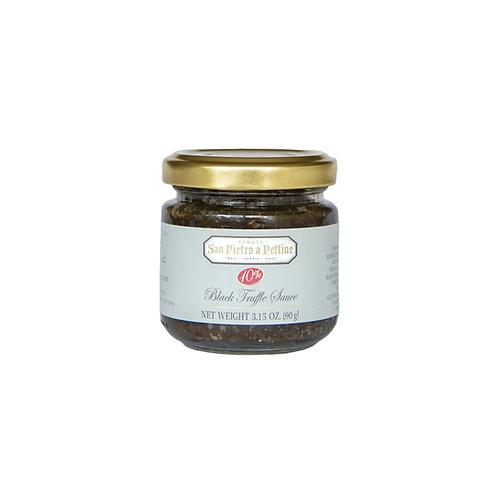 Black Truffle Sauce 10%, 3.15 oz (90 g)