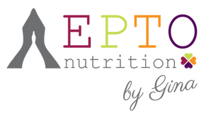EPTO nutrition by Gina logo clear backgr