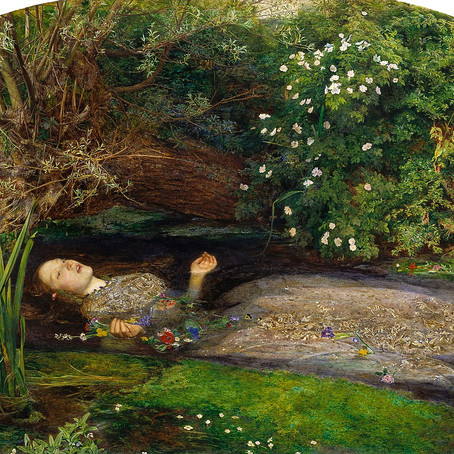 'Ophelia' by John Everett Millais