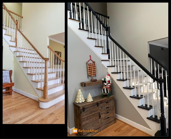 Custom stair runners
