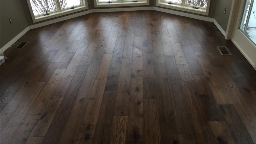 In Stock Hardwood Flooring