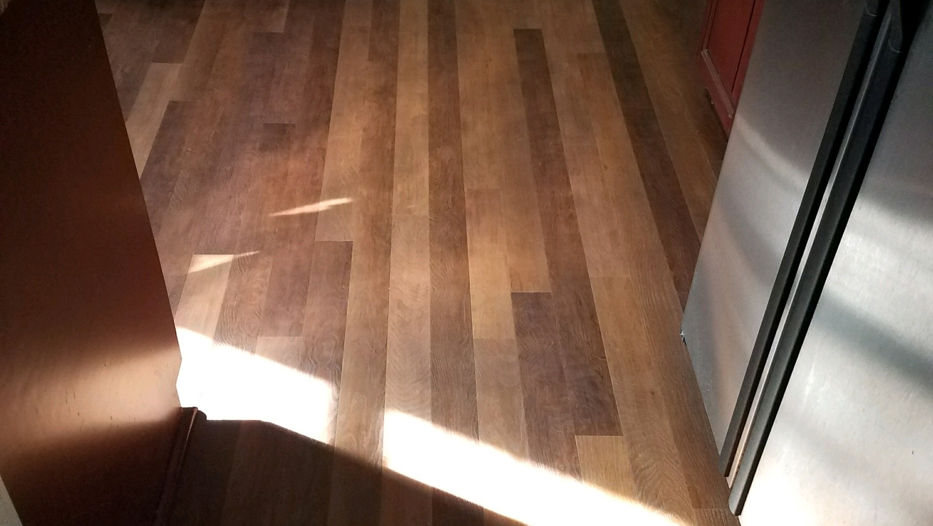Luxury Vinyl Wood Plank