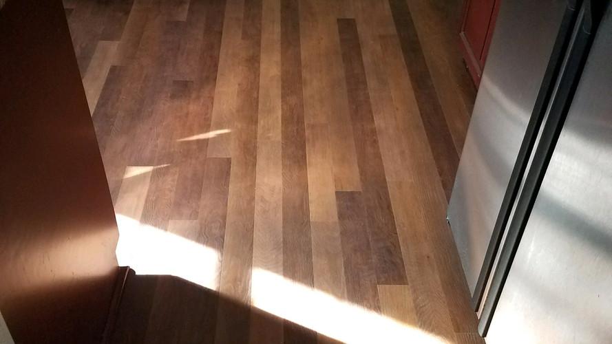 Luxury Vinyl Wood Plank
