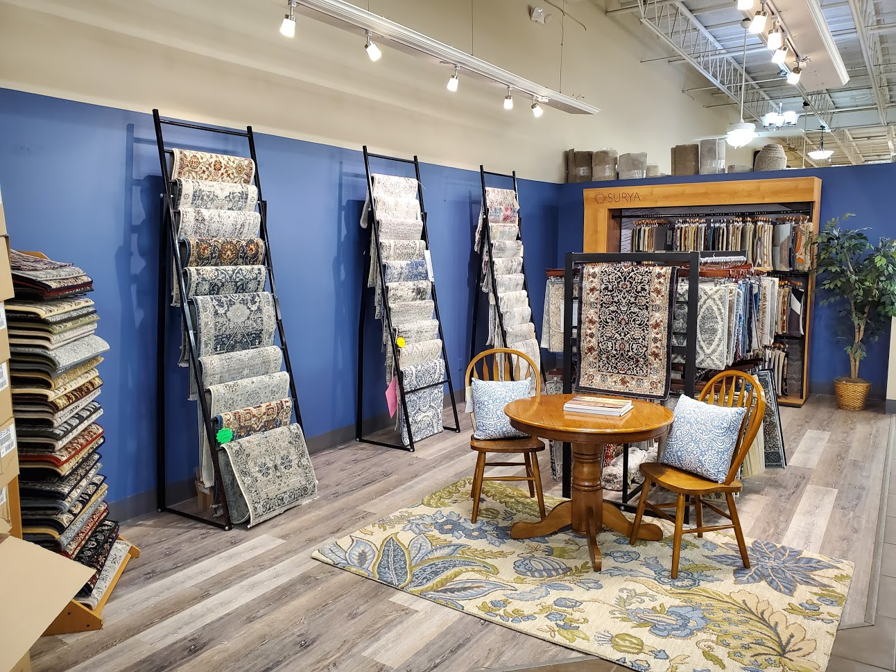AREA RUG DEPARTMENT