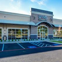 UAMS - Retail Center Col Glenn - Little Rock, AR