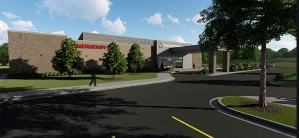 Northwest Health Micro Hospital Design - Fayetteville, AR