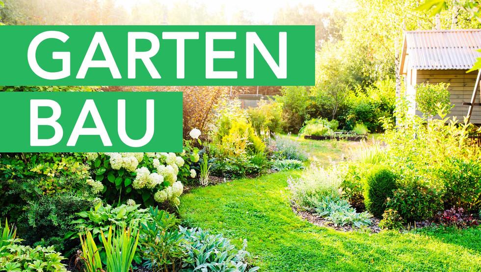 GARTEN- UND UMGEBUNGSBAU