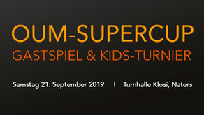 OUM-Supercup / Kids-Turnier  /  Gastspiel