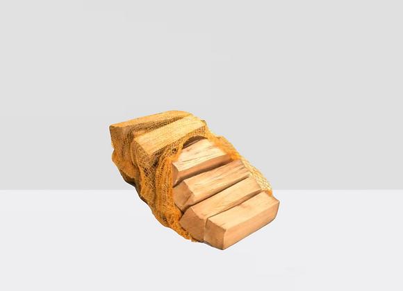 Sackware Brennholz
