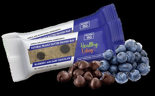 Blueberry Dark Chocolate Box of 12
