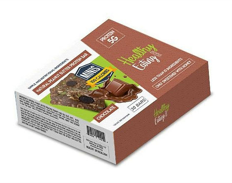 Chocolate Oat Bar Minis Box of 30