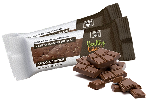 Chocolate Protein Box of 12