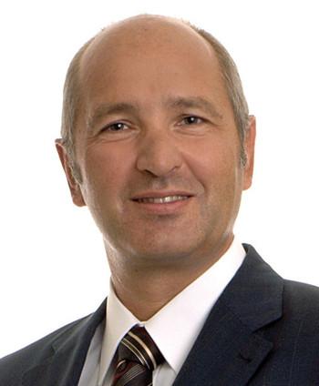Martin Thommen - Directeur de la distribution pour l'Europe chez Lombard Odier