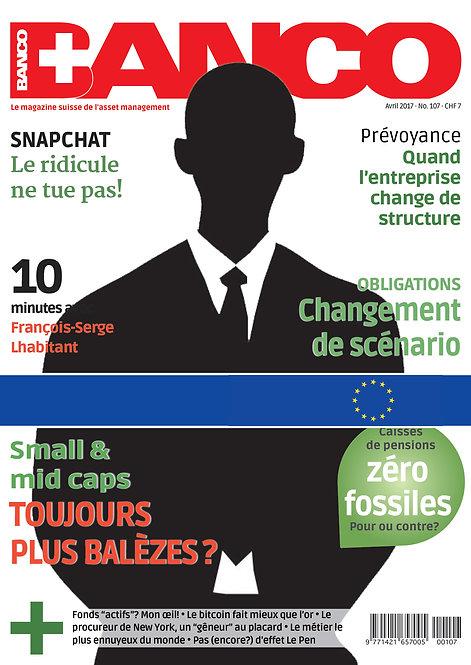 Abonnement 1 an (UE)