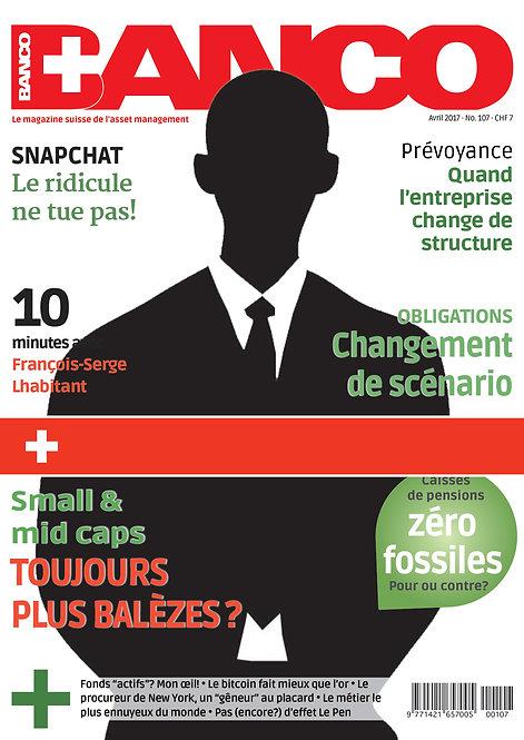 Abonnement 1 an (Suisse)